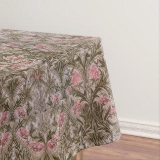 Vintage William Morris Columbine Tablecloth