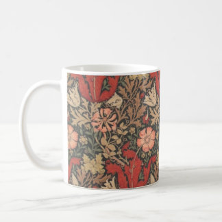 Vintage William  Morris Design. Coffee Mug