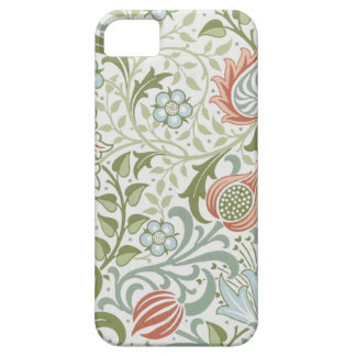 Vintage William Morris Floral Wallpaper iphone iPhone 5 Case