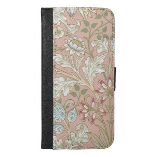 Vintage William Morris Hyacinth GalleryHD iPhone 6/6s Plus Wallet Case