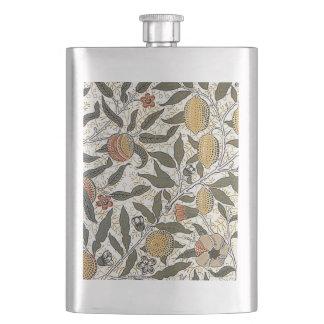 Vintage William Morris Pomegranate Flask