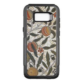 Vintage William Morris Pomegranate OtterBox Commuter Samsung Galaxy S8+ Case