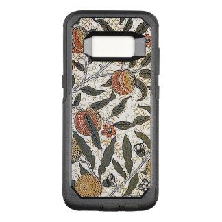 Vintage William Morris Pomegranate OtterBox Commuter Samsung Galaxy S8 Case