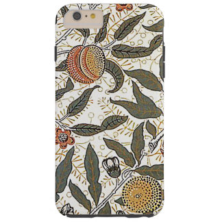Vintage William Morris Pomegranate Tough iPhone 6 Plus Case