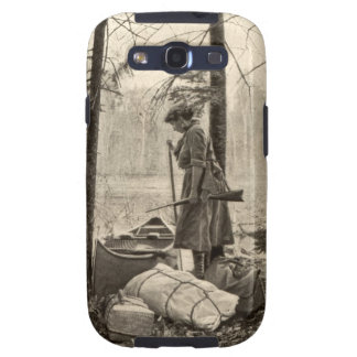 Vintage Winchester Outdoors Samsung Galaxy S3 Case
