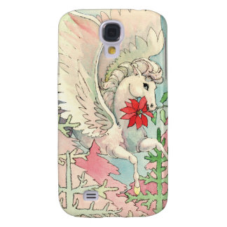 Vintage Winged Horse iPhone 3G/3GS Case