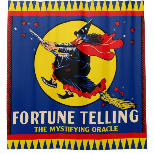 Vintage Witch Fortune Telling Mystifying Oracle