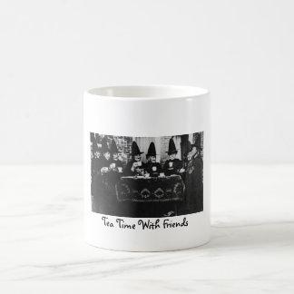 Vintage Witch Friends Coffee Mug