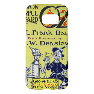 Vintage Wizard of Oz Samsung Galaxy S7 Phone Case
