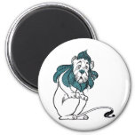 Vintage Wizard of OZ W. W. Denslow Fridge Magnets