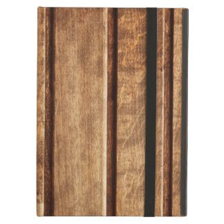 Vintage Wood Panel Textures iPad Air Cover