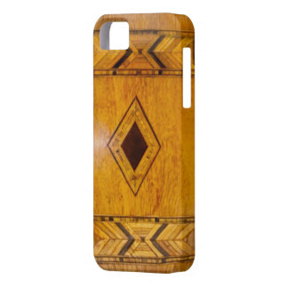vintage wooden iphone 5 case