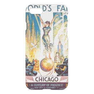 Vintage Worlds Fair Chicago 1933 iPhone 7 Case