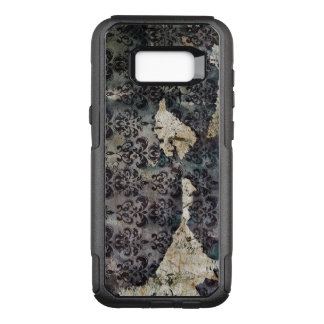 Vintage Worn and Abused Torn Wallpaper OtterBox Commuter Samsung Galaxy S8+ Case