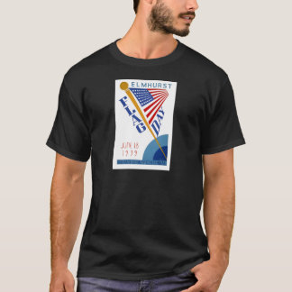Vintage WPA Flag Day T-Shirt