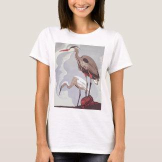 Vintage WPA Heron T-Shirt