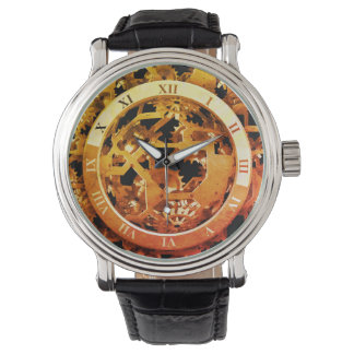 vintage Wrist watch Machinery