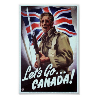 Vintage WW2 Propaganda Posters