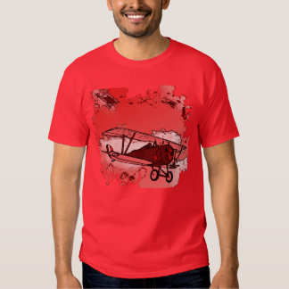 Vintage WWI Planes Tee Shirt
