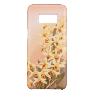 Vintage Yellow Orchid from Himalaya phone case