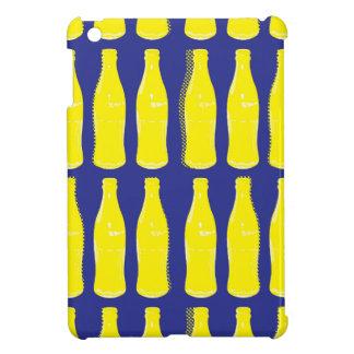 Vintage Yellow Pop Bottles iPad Mini Cover