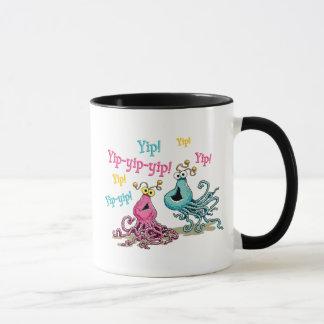 Vintage Yip-Yips Mug
