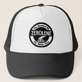 Vintage Zerolene Motor Oil Logo Trucker Hat