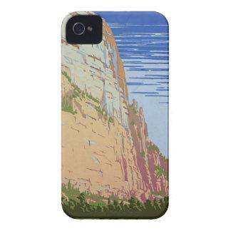 Vintage Zion Park Case-Mate iPhone 4 Case