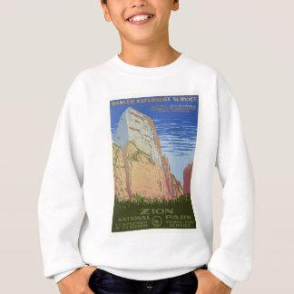 Vintage Zion Park Sweatshirt