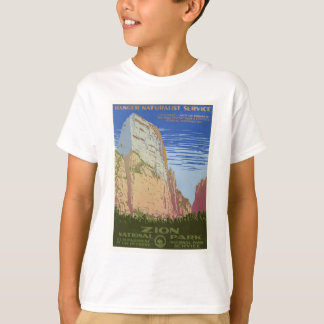 Vintage Zion Park T-Shirt