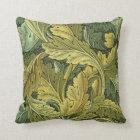 VintageNouveau Acanthus Leaf Pillow