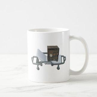 VintageSafeOnGurney092715 Coffee Mug