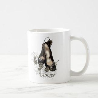 Vintageshoes Coffee Mug