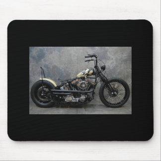 Vintange Motorcycle Mousepad