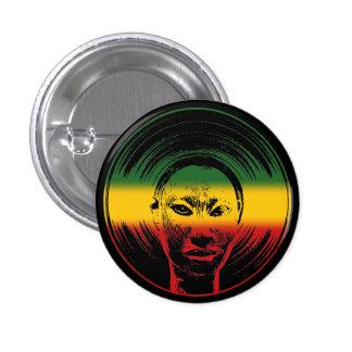 Vinyl Afro 1 Inch Round Button