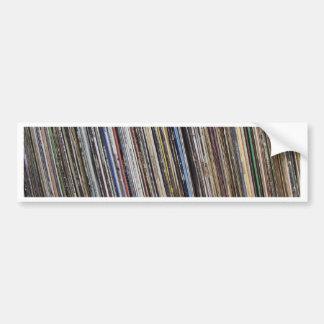 Vinyl Bumper Sticker