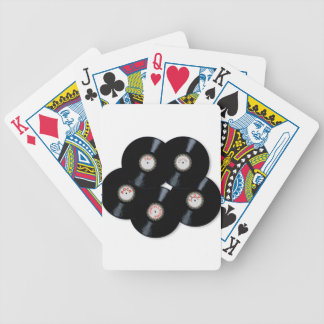 Vinyl Collection Bicycle Playing Cards