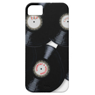 Vinyl Collection iPhone 5 Cover