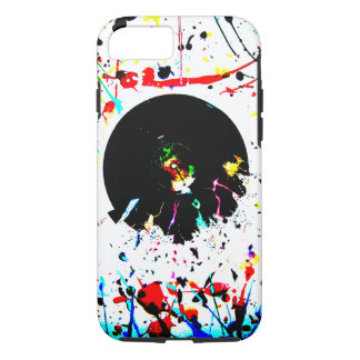 Vinyl Crash Iphone 7 Hard Case