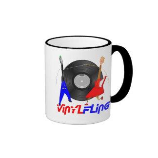 Vinyl Fling Coffee Mug