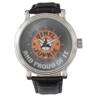 Vinyl Junkie - And Proud of It Watch