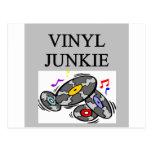 VINYL junkie record collector