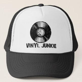 Vinyl Junkie Trucker Hat