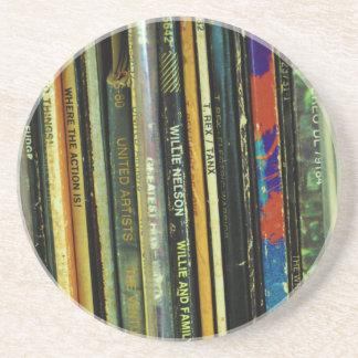 Vinyl Life 1 Coaster