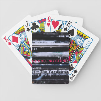 Vinyl Life 3 Bicycle Playing Cards