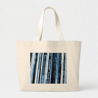 Vinyl Life Large Tote Bag