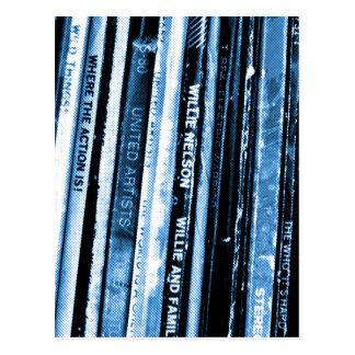 Vinyl Life Postcard