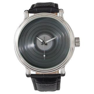 Vinyl LP Record Watch
