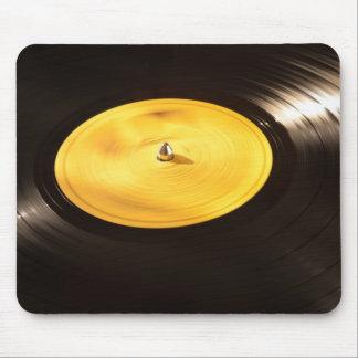 Vinyl mousepad