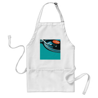 Vinyl Music Turntable Aprons